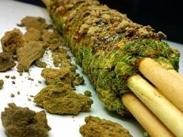 Thai stick marijuana. Блог о конопле 420time.org
