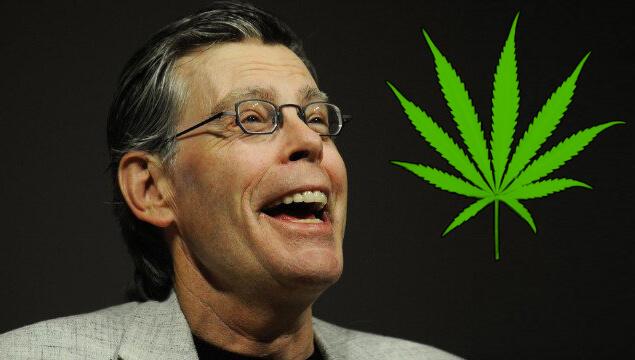 Стивен Кинг и марихуана