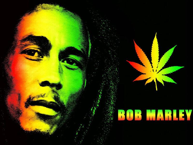 Боб марли конопля марихуана легкий наркотик