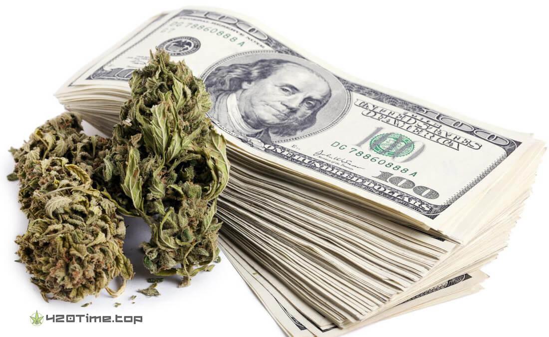 финансовые результаты легализации в США