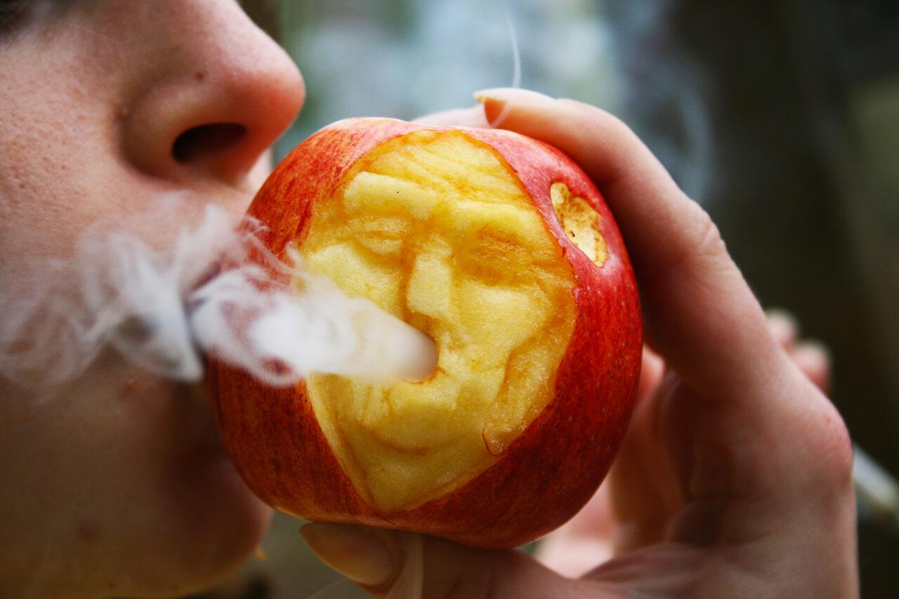 способы курения марихуаны