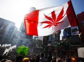 Легализация в Канаде