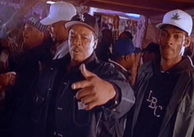 Конопля в культуре 90-х