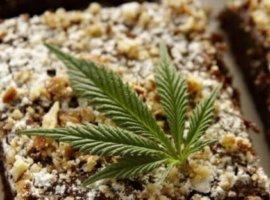 кекс с марихуаной рецепт