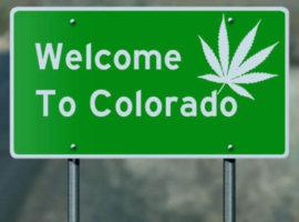 Легализированная в Колорадо марихуана приветствует тебя!