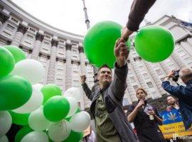 марш свободы конопли в киеве