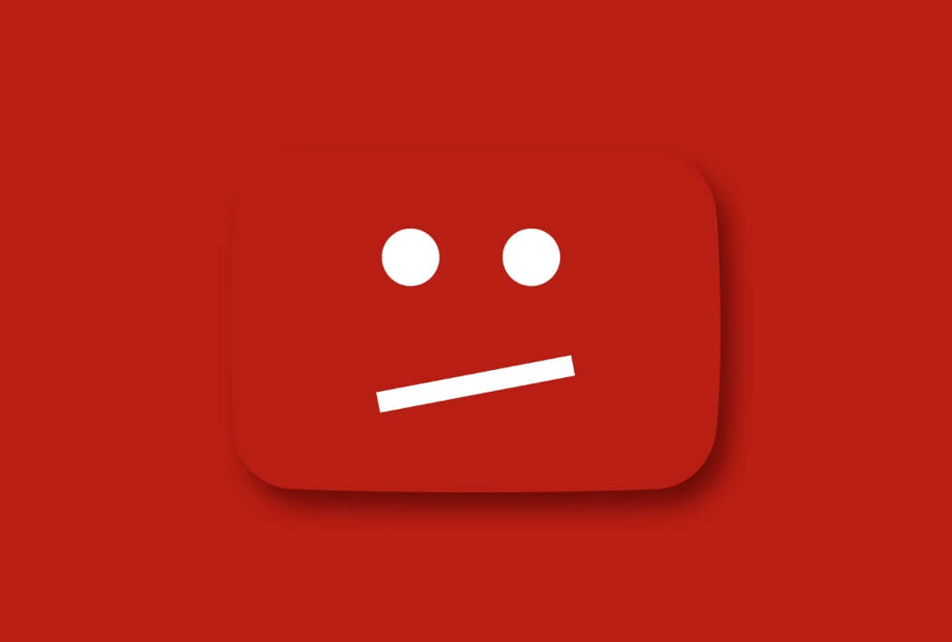 блокировка каналов youtube
