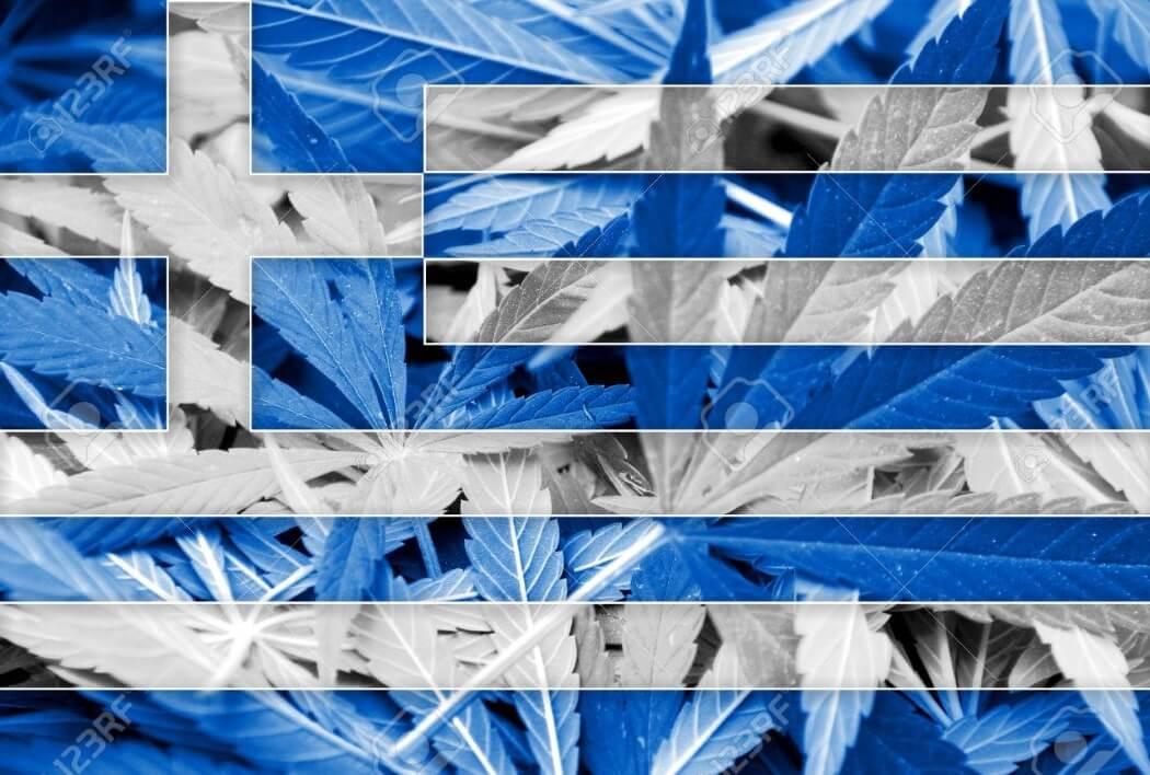 конопля в Греции