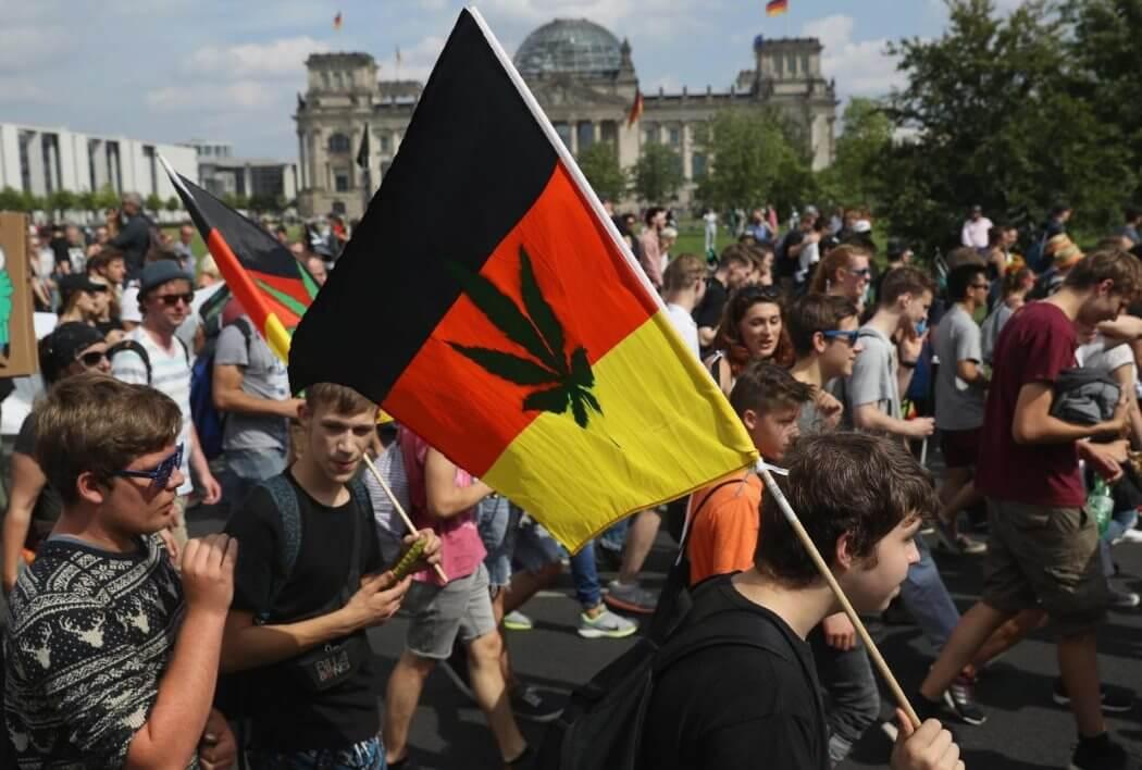 марихуана в германии европа