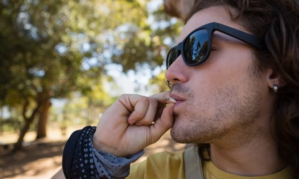 Ирландская молодежь предпочитает марихуану