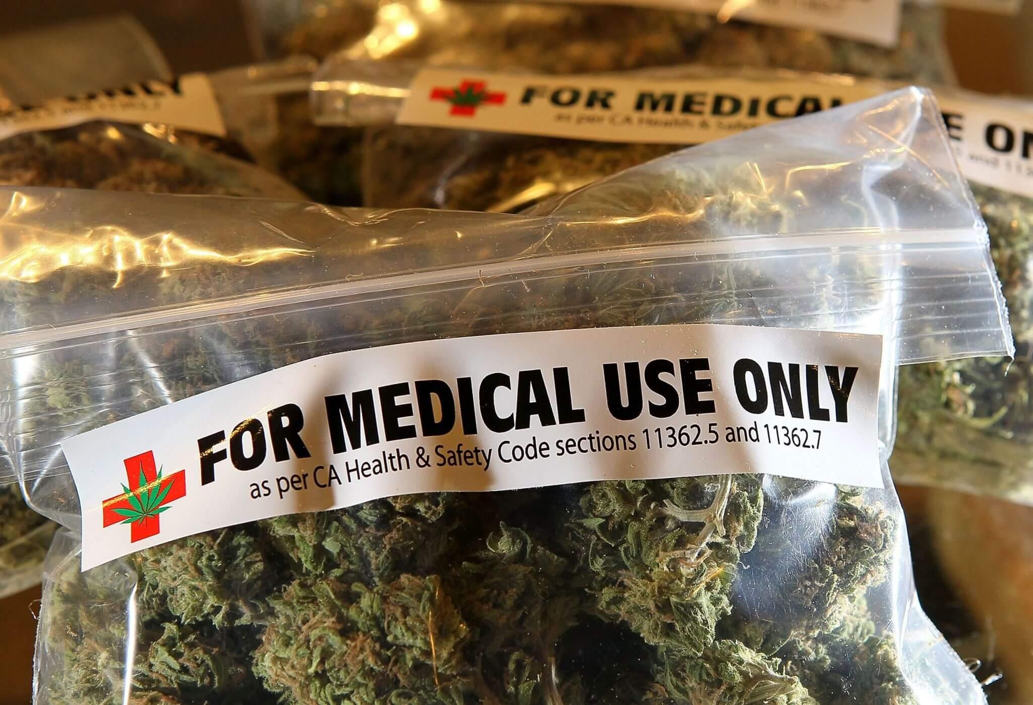 Медицинская марихуана из Ливана