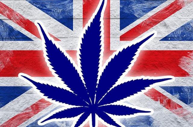 Марихуана и Великобритания