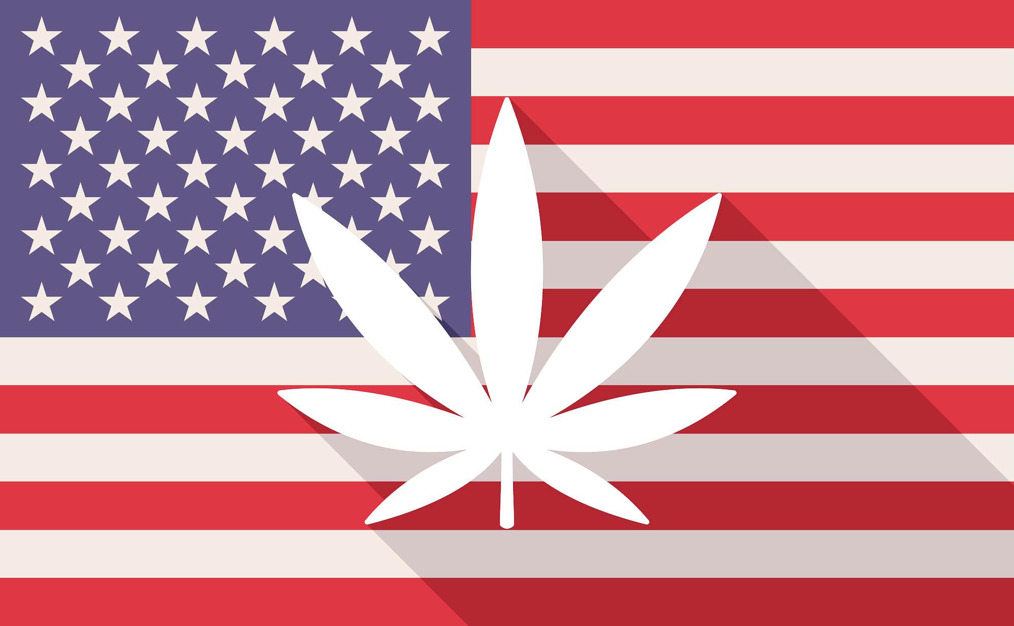 Легальная марихуана в США