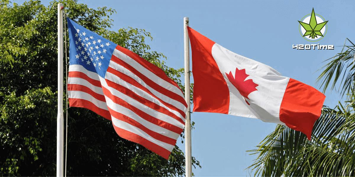 Легалайз в США и Канаде
