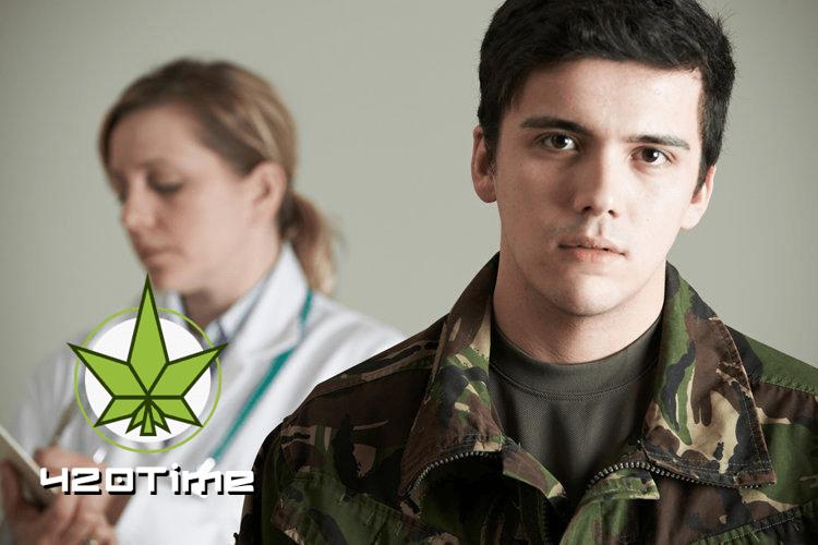 Лечение экстази в Израиле, ПТСР у военных