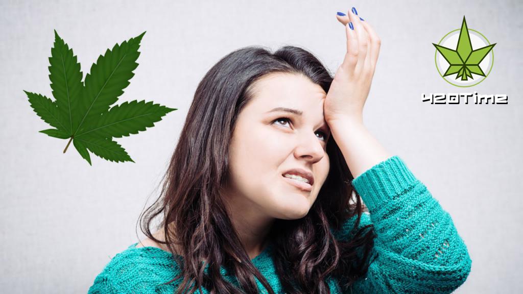 Влияние марихуаны на психику