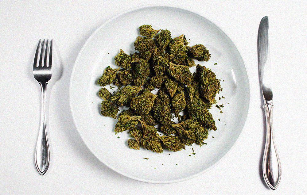 Снижение ИМТот употребления марихуаны