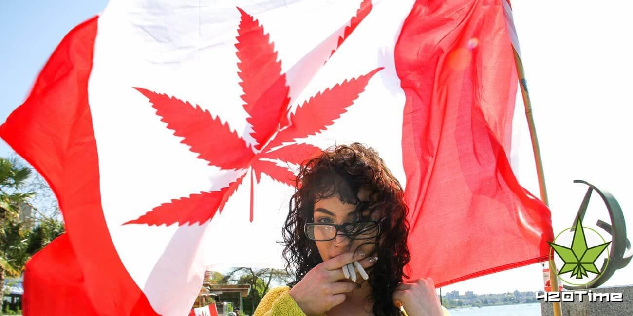 Легалайз в Канаде. Интернет-магазины марихуаны