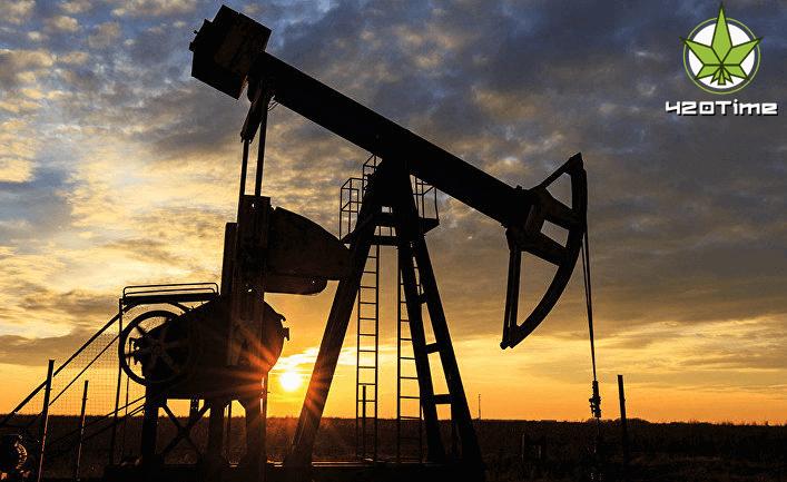 Нефть - основной экспорт Канады