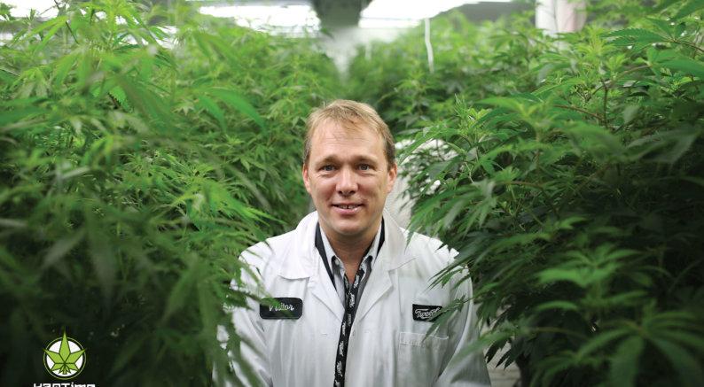 Уволен Брюс Линтон, соучредитель Canopy Growth