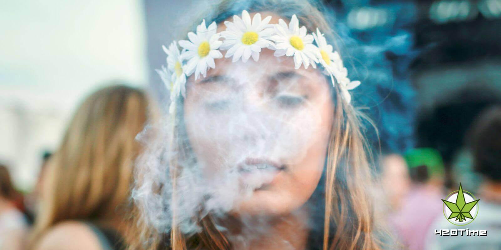 Подростки в США признаются в курении травки