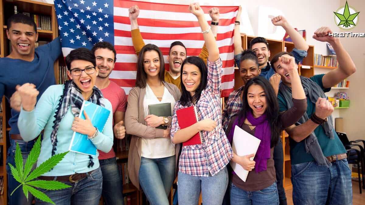 Принятый законопроект защитит студентов от лишения помощи за употребление наркотических веществ.