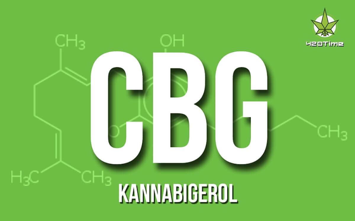 Что такое каннабигерол и его преимущества