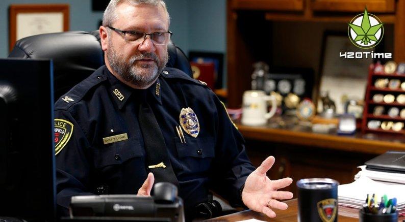 Влияние легализации марихуаны на работу полицейских