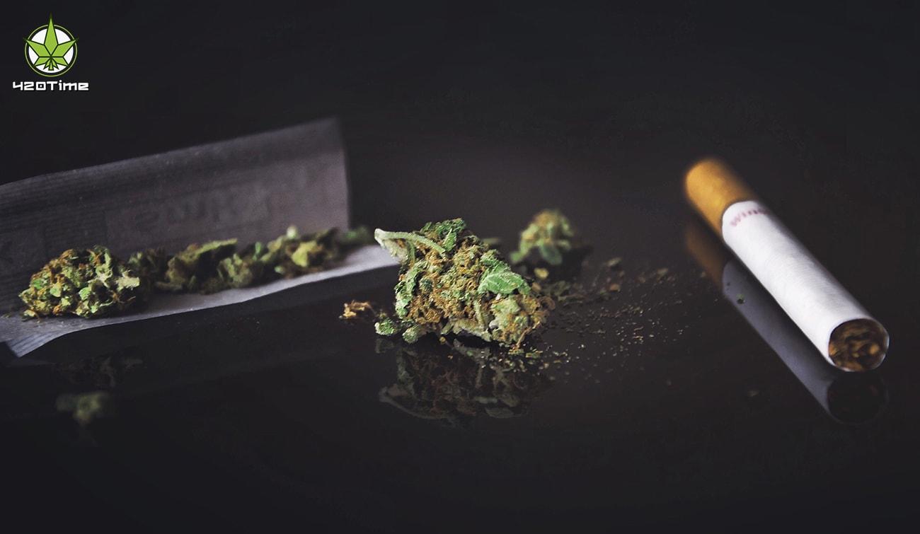 Бросить курить сигареты с помощбю кбд