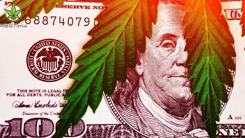 Легализация рекреационной марихуаны в штатах
