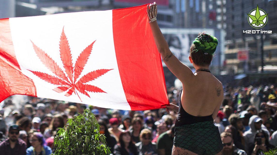 Новый этап декриминализации марихуаны в Канаде