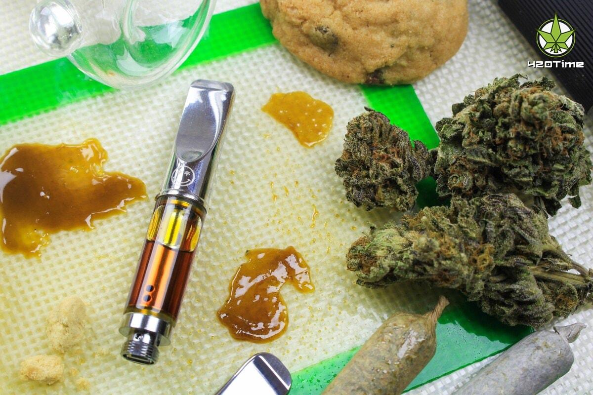 Канцерогены в терпенах добавках марихуаны