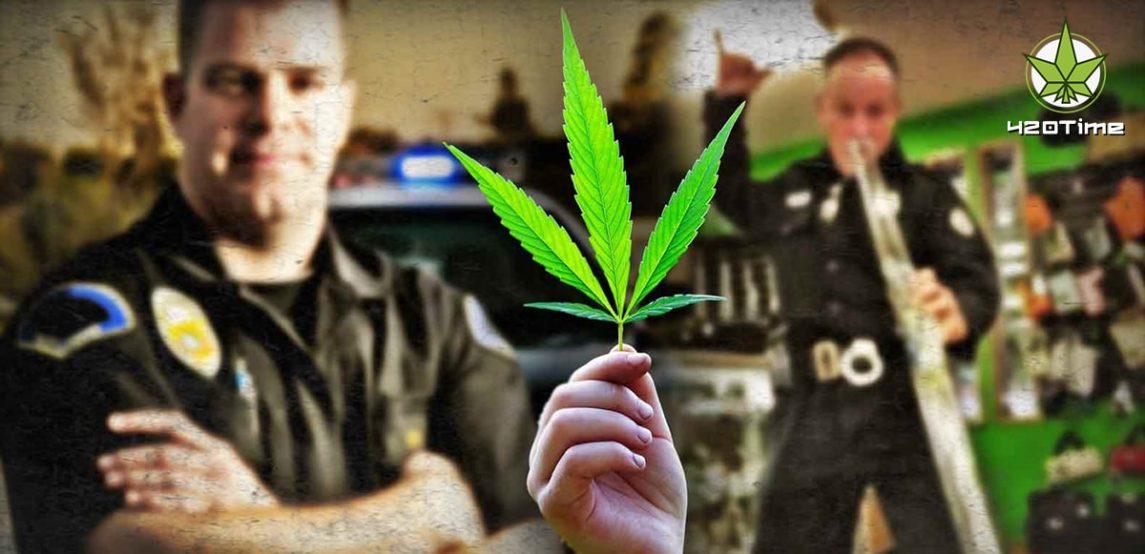Курсы о каннабисе для полицейских